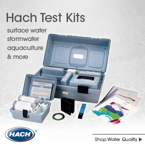 Hach Test Kit - Water Pollution