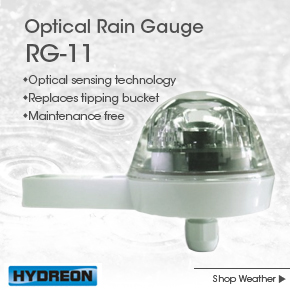 Hydreon RG-11 Optical Rain Gauge
