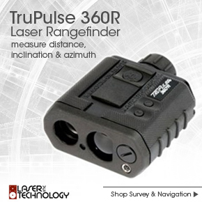 Laser Technology TruPulse 360R Laser Range Finder