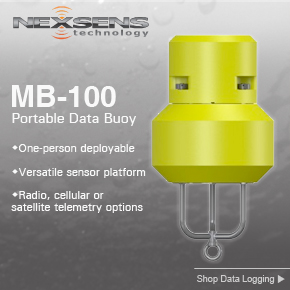 NexSens MB-100 Data Buoy