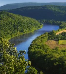 Susquehanna River (Credit: Nicholas A. Tonelli, via Flickr)