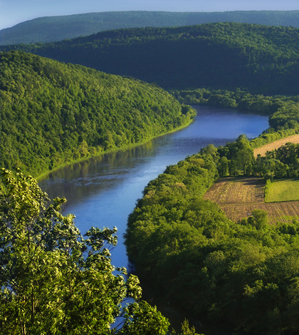 Susquehanna River (Credit: Nicholas A. Tonelli, via Flickr)