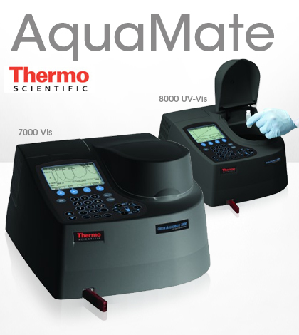 Thermo Fisher Scientific Orion Aquamate spectrophotometers