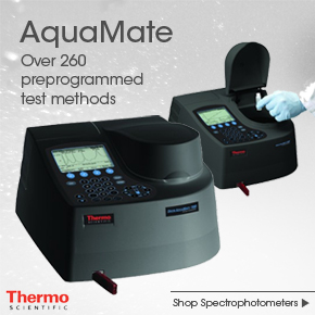 Thermo Orion AquaMate Spectrophotometer