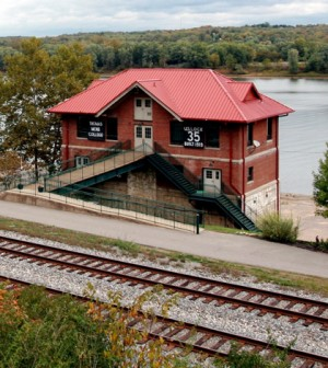 Thomas More College Biology Field Station (Credit: Thomas More College)