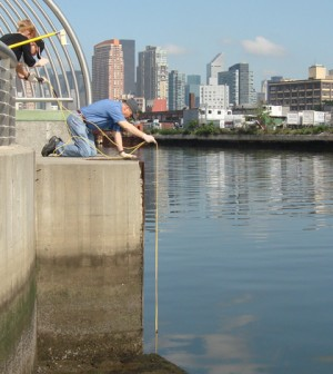 Newtown Creek monitoring