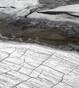 High Arctic permafrost (Credit: Brocken Inaglory, via Wikimedia Commons)