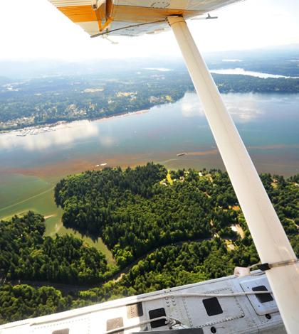 Puget Sound (Credit: Washington Department of Ecology)