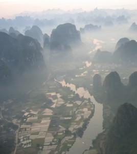 Yulong River Valley (Credit: HodgsonB, via Wikimedia Commons)