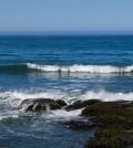 Pacific Ocean off California coast (Credit: NOAA)