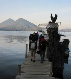 Lake Atitlan (Credit: Kevin Rose)