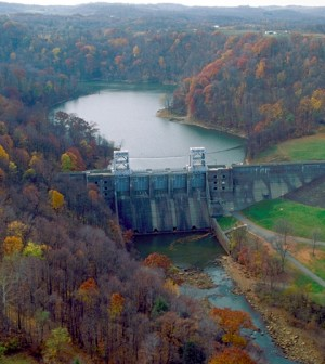 Loyalhanna River (Credit: U.S. Army Corps of Engineers)