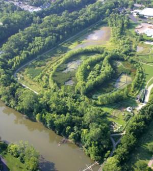 Wilma H. Schiermeier Olentangy River Wetland Research Park (Credit: Ohio State University)