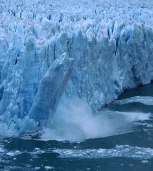 Perito Moreno glacier in Argentina (Credit: Christof Berger, Wikimedia Commons)