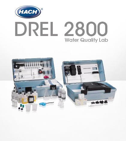 Hach DREL Water Quality
