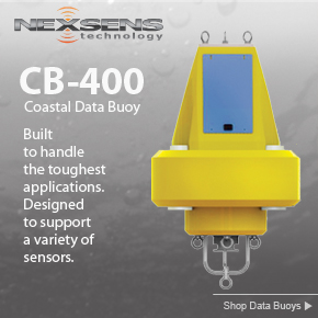 NexSens CB-400 data buoy