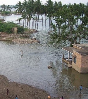 Flooding in India (Credit: Miramurphy, via Wikimedia Commons)