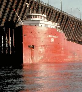 Great Lakes ship (Credit: U.S. Environmental Protection Agency Great Lakes National Program)