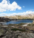 Greenland lake (Credit: University of Maine Climate Change Institute)