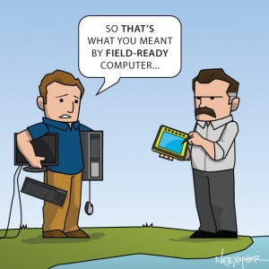 field-ready computer