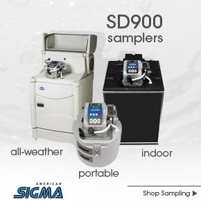 Sigma SD900 Samplers