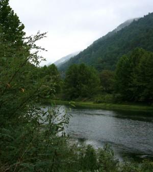 South Branch Potomac River (Credit: wingedblue, via Flickr)