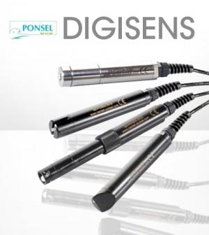 PONSEL DIGISENS water quality sensors