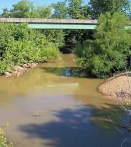 West Virginia's Mud River (Credit: Tim Kiser, via Wikimedia Commons)