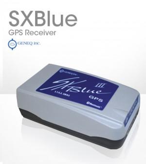 Geneq SXBlue GPS receivers
