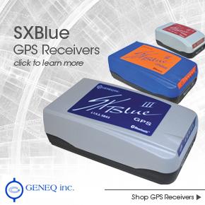 Geneq SXBlue GPS Receiver