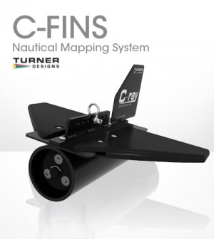 Turner Designs C-FINS Nautical Mapping System