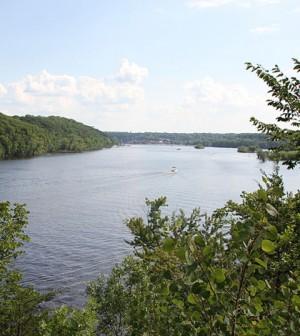 St. Croix River (Credit: Bjoertvedt)