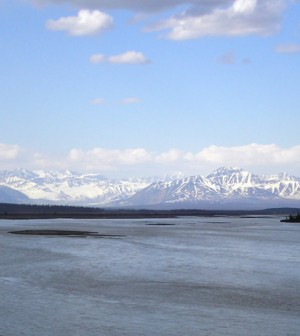 The Susitna River from Denali Highway (Credit: jkbrooks85, via Wikimedia Commons)