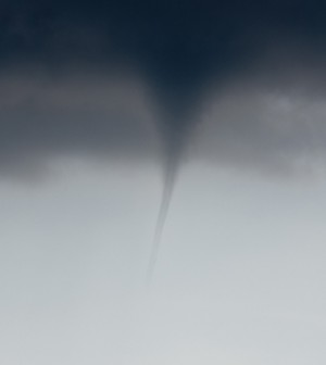 Waterspout (Credit: jimmyweee, via Wikimedia Commons)