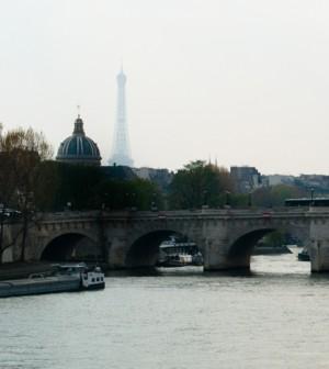 Smog in Paris (Credit: Fernando Mafra, via Flickr)