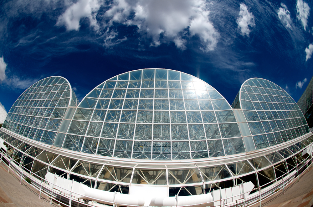 Environmental Monitor | Biosphere 2 observatory turns ...