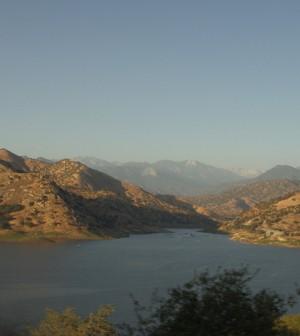 Sierra Nevada mountain range (Credit: David Prasad, via Flickr)