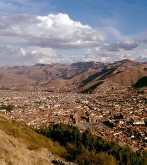 Cusco, Peru (Credit: Colegota, via Wikimedia Commons)
