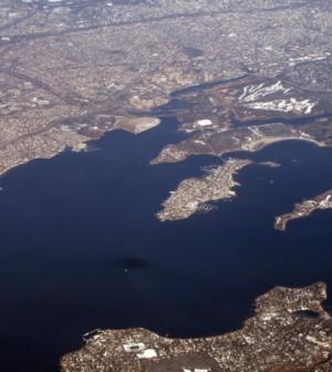 Long Island Sound (Credit: Doc Searls, via Wikimedia Commons)