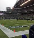 Seattle Seahawks game at CenturyLink Field (Credit: erocsid, via Flickr)
