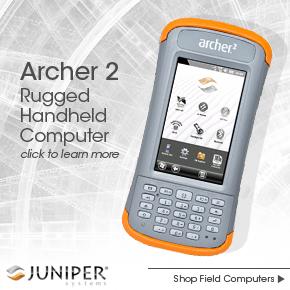 Juniper Systems Archer 2 Rugged Handheld Computer