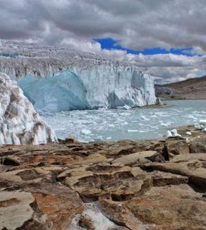Quelccaya Glacier (Credit: Edubucher, via Wikimedia Commons)