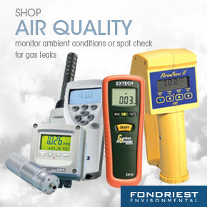 Fondriest Air Quality