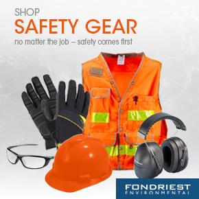 Fondriest Safety Gear