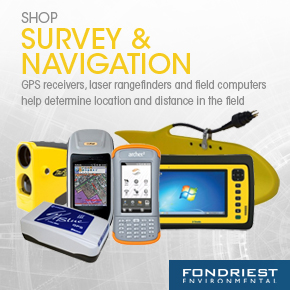 Fondriest GPS, Survey and Navigation