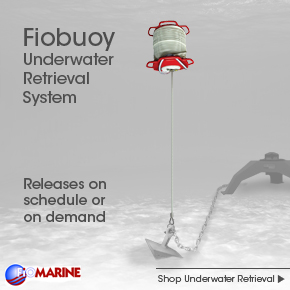 Fiomarine Fiobuoy Underwater Retrieval System