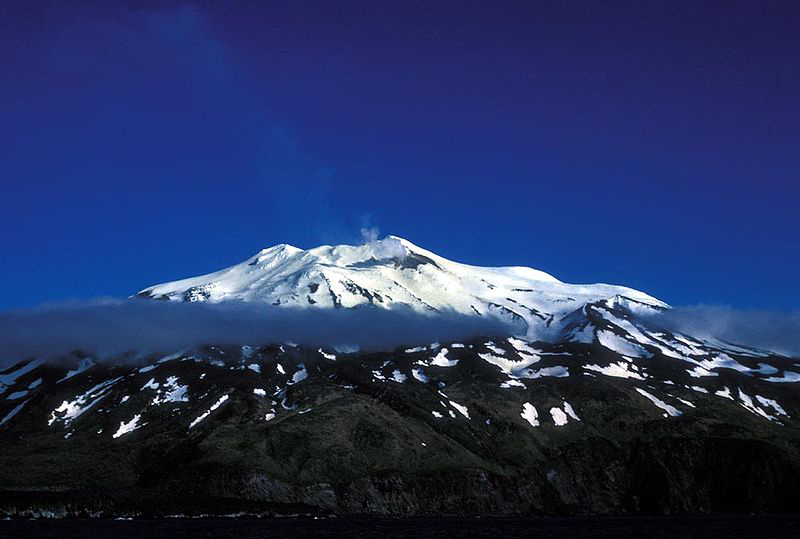 Kiska Volcano (Credit: U.S. Fish & Wildlife Service, via Wikimedia Commons)
