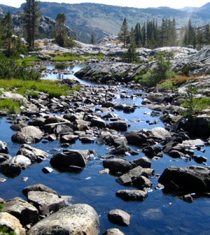 San Joaquin River headwaters (Credit: cookfisher, via Wikimedia Commons)