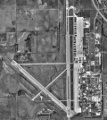 USGS orthophoto of Salina Municipal Airport, formerly Schilling Air Force Base (Credit: USGS, via Wikimedia Commons)