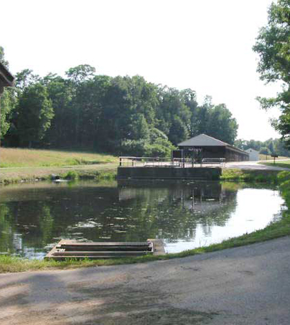 Fairview State Fish Hatchery near Trout Run (Credit: Pennsylvania Fish and Boat Commission)